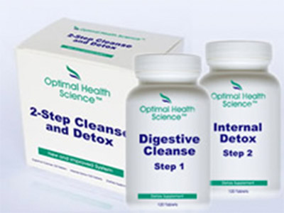2-Step Cleanse and Detox